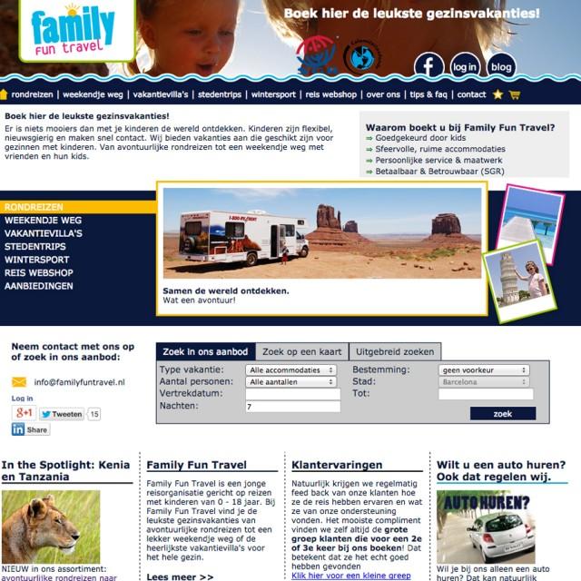 Splez Design: family fun travel