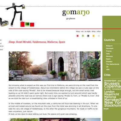 Splez Design: Go Marjo