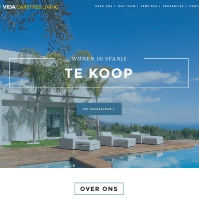 Webdesign door Splez: VCL Service